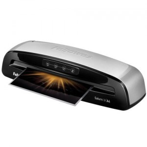 Laminator Saturn 3i A4 Fellowes + Pakiet Folii Gratis