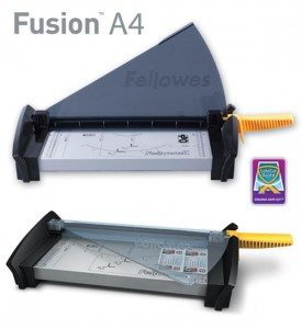 Gilotyna Fusion A4 Fellowes SUPER CENA